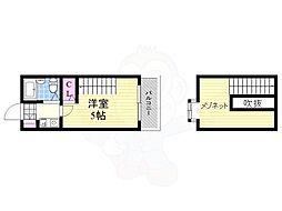 住吉東駅 5.7万円