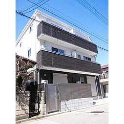 東京都葛飾区立石5丁目の賃貸アパートの外観