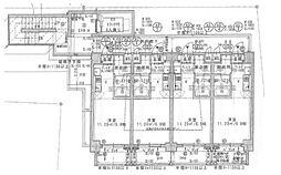 沖縄都市モノレール 牧志駅 徒歩3分の賃貸マンション 3階ワンルームの間取り