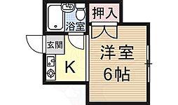東野駅 2.3万円