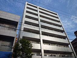 パークフラッツ新大阪[4階]の外観