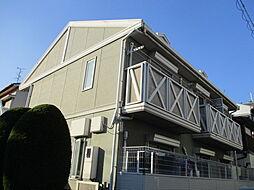 大阪府守口市東町1丁目の賃貸アパートの外観