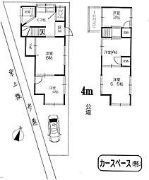 埼玉県富士見市上沢1丁目