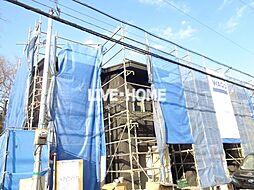西武新宿線 上石神井駅 徒歩15分の賃貸テラスハウス