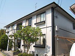 京都府宇治市広野町大開の賃貸アパートの外観