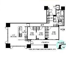 パークシティ柏の葉キャンパス二番街ミッドタワーC棟