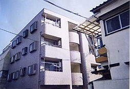 第2松田ハイム[4階]の外観