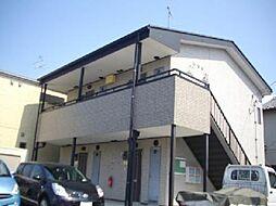愛知県岩倉市大山寺元町の賃貸アパートの外観