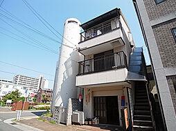 兵庫県神戸市長田区水笠通5丁目の賃貸マンションの外観