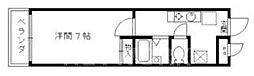 第一大宮ハイツ[311号室号室]の間取り