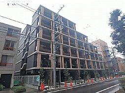 東京都板橋区小豆沢の賃貸マンションの外観