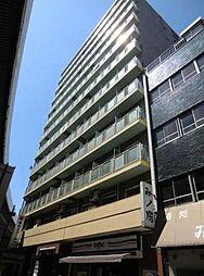 東京都台東区上野7丁目の賃貸マンションの外観