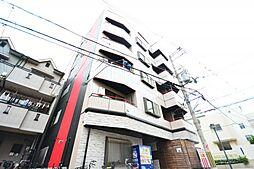サンフラワー駒川[4階]の外観