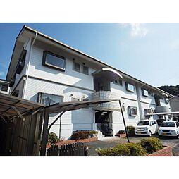 静岡県静岡市清水区北矢部の賃貸マンションの外観