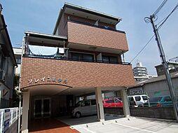兵庫県伊丹市南本町6丁目の賃貸マンションの外観