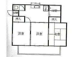 福田町駅 5.0万円