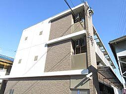 大阪府門真市寿町の賃貸マンションの外観
