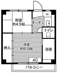 市川大門駅 1.8万円