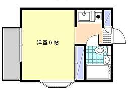 SKハイム[2階]の間取り