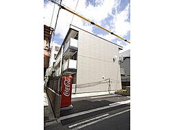 大阪府守口市日吉町1丁目の賃貸マンションの外観