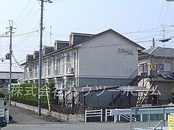 カーメルハウス[1階]の外観