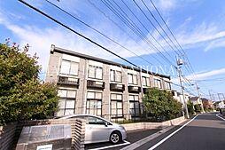 東京都三鷹市牟礼5丁目の賃貸アパートの外観