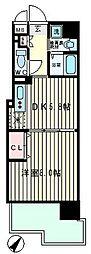 O・G・S FUKUSHIMA[5階]の間取り
