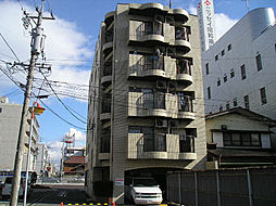 三重県四日市市西新地の賃貸マンションの外観