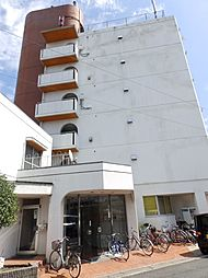 京都府京都市山科区勧修寺瀬戸河原町の賃貸マンションの外観