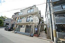 兵庫県神戸市須磨区若木町2丁目の賃貸マンションの外観