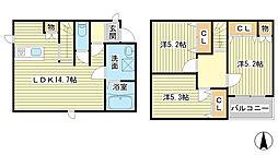 飾磨駅 10.8万円