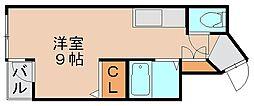 ゼットハウス[3階]の間取り