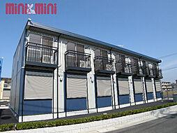 福岡県福岡市西区今宿町の賃貸アパートの外観