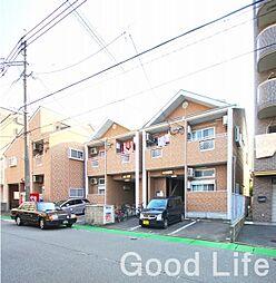 福岡県福岡市博多区博多駅南6丁目の賃貸アパートの外観