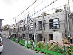 千葉県習志野市藤崎3丁目の賃貸マンションの外観
