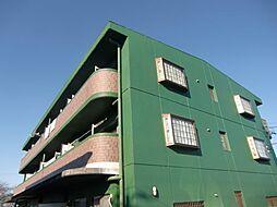 フラワーガーデン1−49[2階]の外観