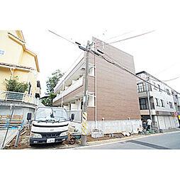 神奈川県横浜市旭区二俣川2丁目の賃貸アパートの外観