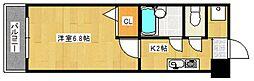 メゾン・ド・プレザージュ[5階]の間取り