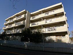 ヒルサイドコート松戸[3階]の外観