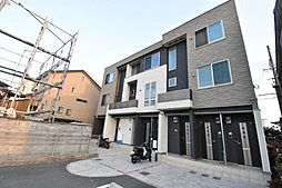 JR阪和線 鳳駅 徒歩18分の賃貸アパート