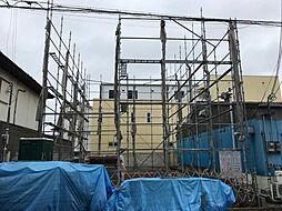 高井田中3丁目SKHコーポ[1階]の外観