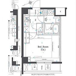 AZEST赤塚新町[2階]の間取り