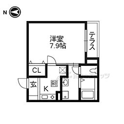 長池駅 5.2万円