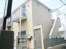 アートヒルズ北新宿[204号室]の外観