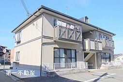 兵庫県西脇市和田町の賃貸アパートの外観