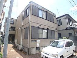 兵庫県宝塚市高司3丁目の賃貸アパートの外観