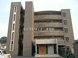 岡山県倉敷市徳芳丁目なしの賃貸マンションの外観