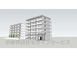 (仮称)西明田町レジデンス[507号室]の外観