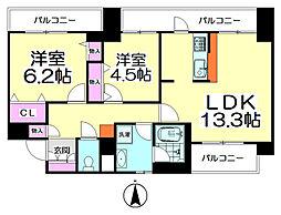 北綾瀬駅 9.8万円
