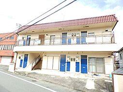 三重県松阪市嬉野野田町の賃貸マンションの外観